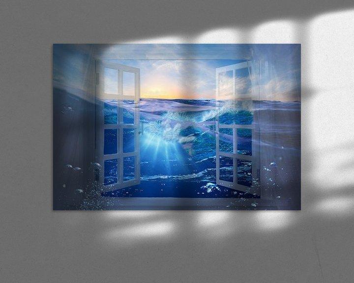 Sfeerimpressie: dreaming..... van Thea Ulrich / UtheasArt