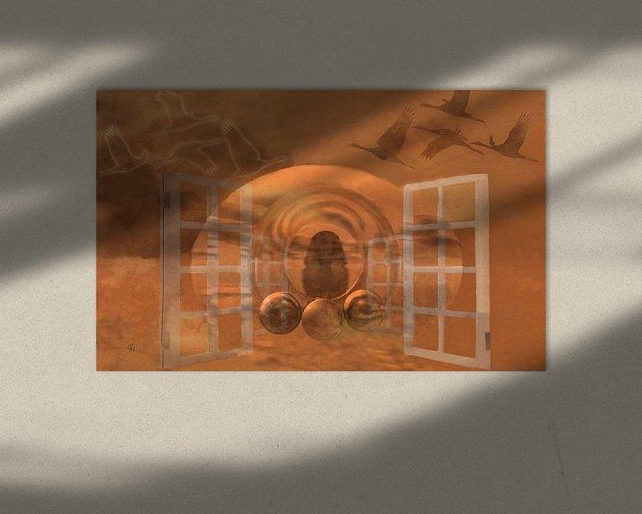 Sfeerimpressie: mystical van Thea Ulrich / UtheasArt