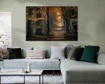 Sprookjespad van Niels Barto