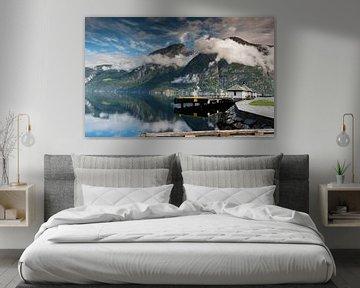 eidfjord noorwegen