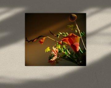 Schöne Blumen! von Annelies Martinot