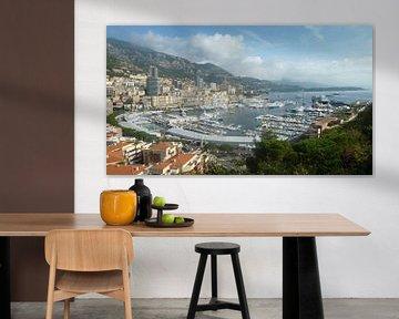 Haven van Monaco von Dionijsius Horik