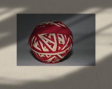Ronde elastieken bal von UN fotografie