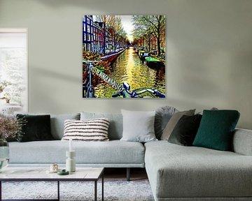 Colorful Amsterdam #105