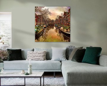 Colorful Amsterdam #104