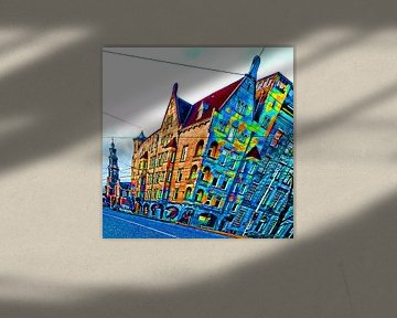 Colorful Amsterdam #102