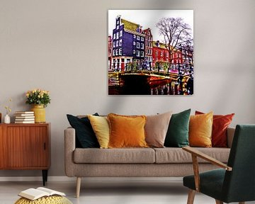 Colorful Amsterdam #109