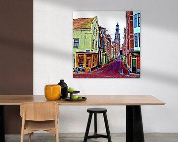 Colorful Amsterdam #108