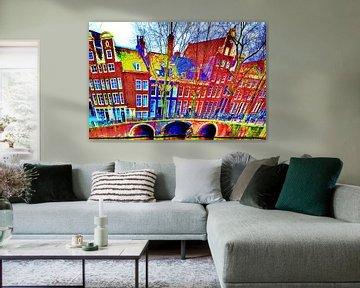 Colorful Amsterdam #112