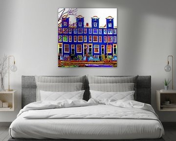 Colorful Amsterdam #111