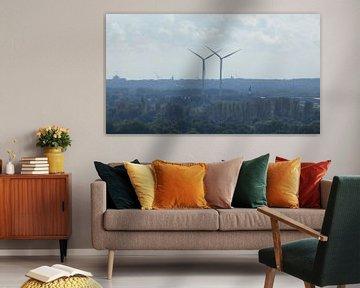 Windmills of Ede van Wilbert Van Veldhuizen