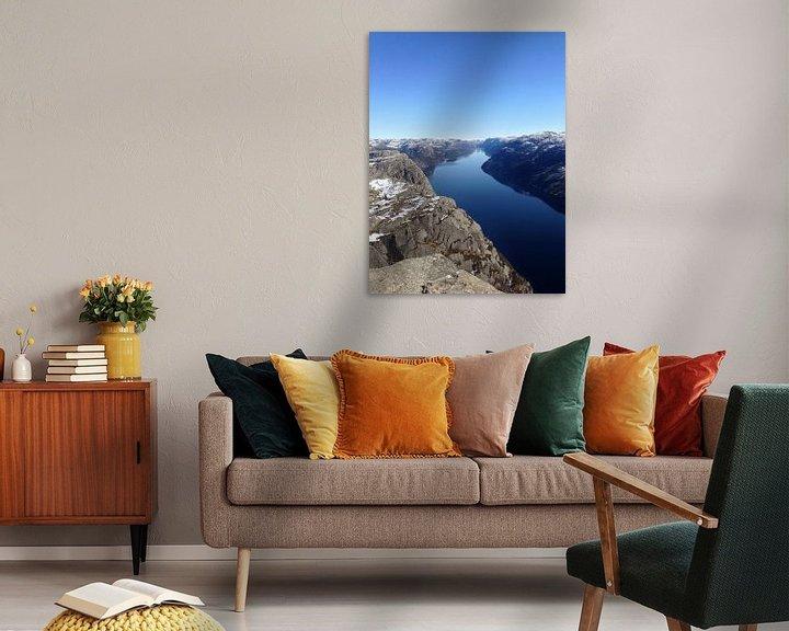Sfeerimpressie: Lyse Fjord Noorwegen van SuperB Design