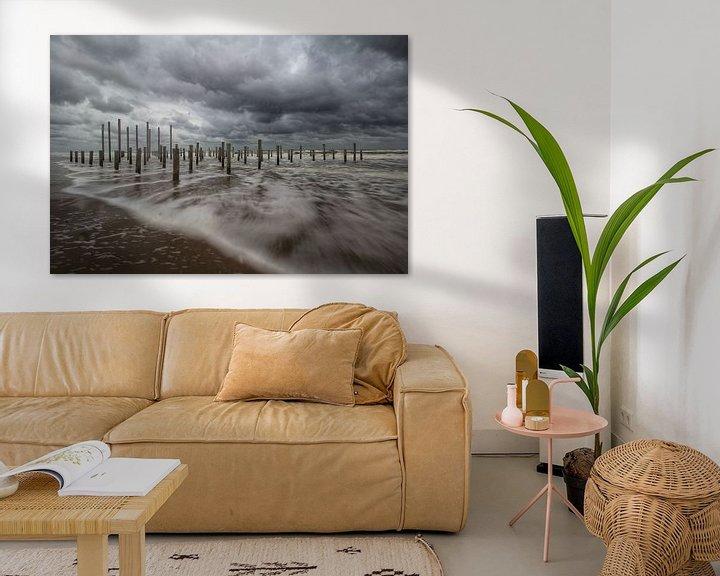 Sfeerimpressie: Palendorp van Maurice Hoogeboom