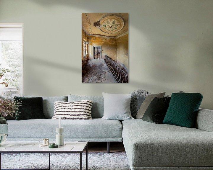 Sfeerimpressie: Hal met Decoratie van Perry Wiertz