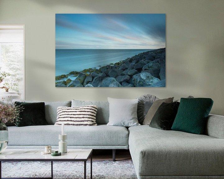 Sfeerimpressie: Kust landschap van Art Wittingen