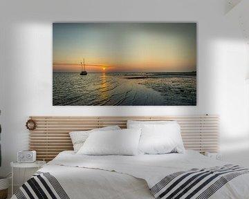 De Volharding - Texel  van Texel360Fotografie Richard Heerschap