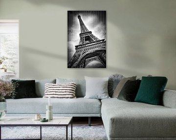 PARIS Eiffelturm  von Melanie Viola