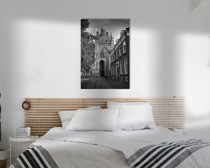 Sfeerimpressie: De Parade in Den Bosch met zicht op de Vieringtoren, Sint Jan van Jasper van de Gein Photography
