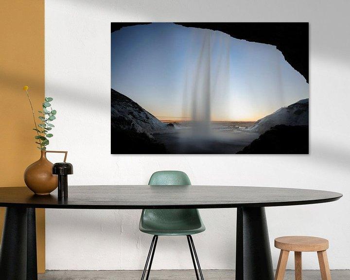 Impression: Seljalandsfoss sur Sjoerd Mouissie