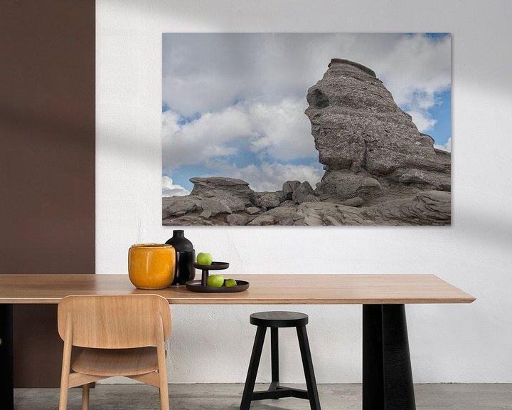 Sfeerimpressie: Sfinxul van Hettie Planckaert