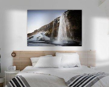Seljalandsfoss von Sjoerd Mouissie