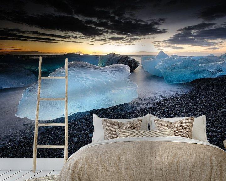 Impression: Ancient ice sur Sjoerd Mouissie