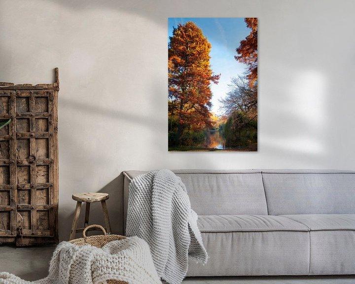 Sfeerimpressie: Herfsttooi van Jan van der Knaap