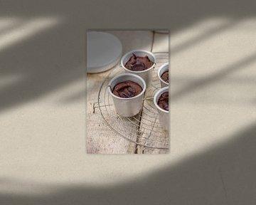 Moelleux aux chocolat  van Nina van der Kleij