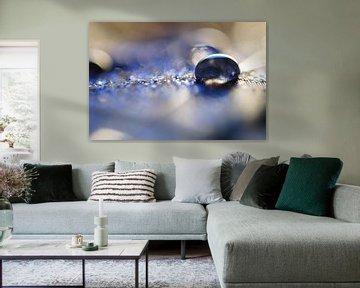 Blue Drop van Carla Mesken-Dijkhoff