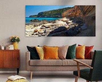 Es Calo, Formentera, Balearic Islands - Spain van Van Oostrum Photography