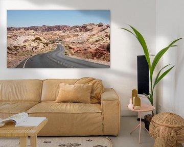 Death Valley van Bjorn van der Wee
