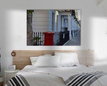 London Streets van Nikki Terluin