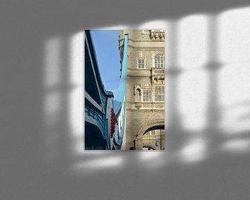 London Tower Bridge van Nikki Terluin
