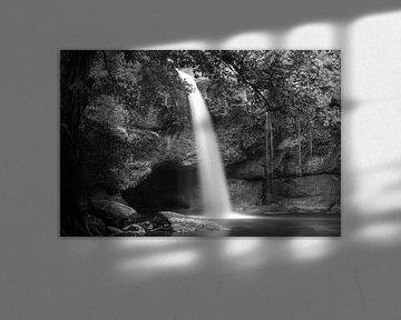 Hew Su Wat Wasserfall, Khao Yai Nationalpark, Thailand von Johan Zwarthoed