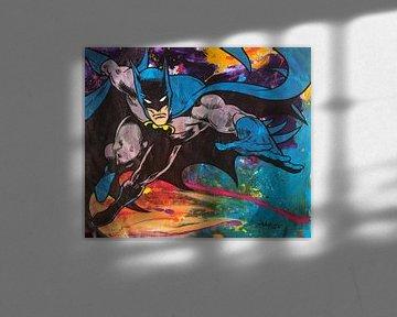 The Batman van Frans Mandigers