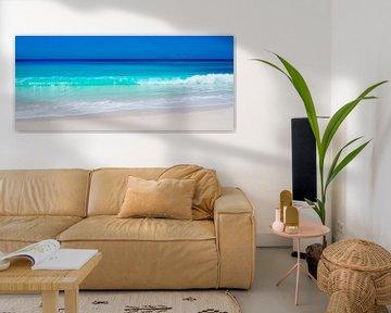 Grand Anse, La Dique - Seychelles van Van Oostrum Photography