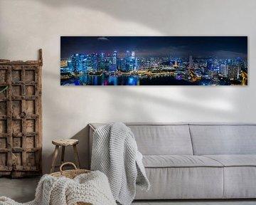 Singapore CityScape von Thomas Froemmel