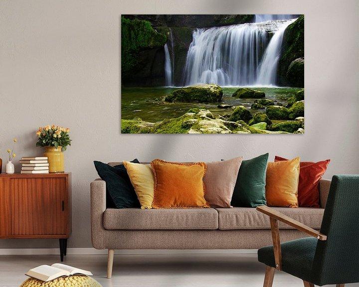 Sfeerimpressie: Waterfall van Joost Lagerweij