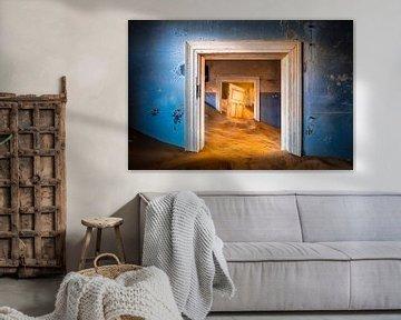 Blaues Zimmer von Thomas Froemmel