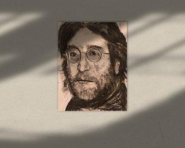 John Lennon von Bert Jan Nieuwenhuize
