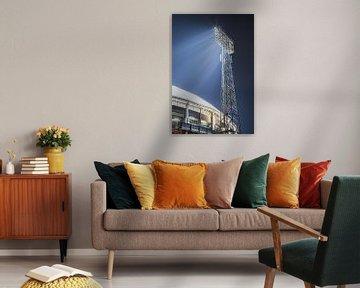Feyenoord Rotterdam stadion de Kuip 2017 - 5