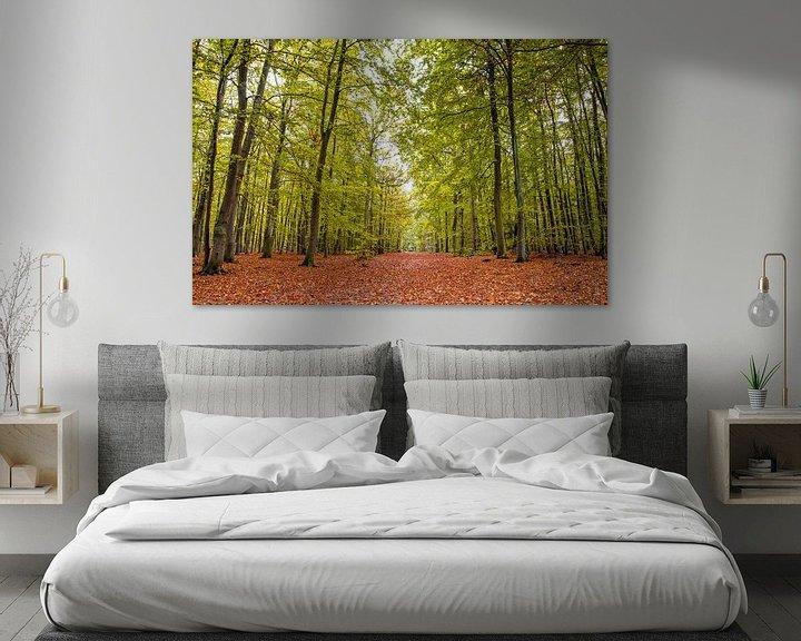 Sfeerimpressie: Herfst op Texel / Autumn on Texel van Justin Sinner Pictures ( Fotograaf op Texel)
