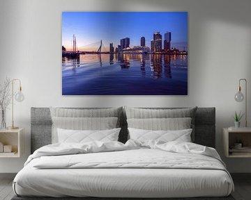 Goodmorning Rotterdam sur Marcel Moonen @ MMC Artworks