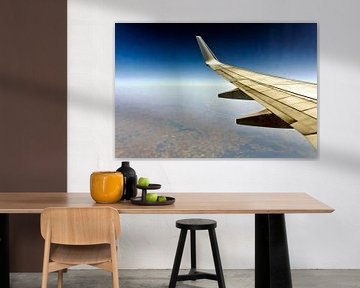 wing over France van Joost Lagerweij