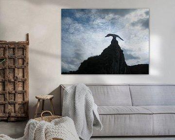 Adler in Deutschland von Wilbert Van Veldhuizen