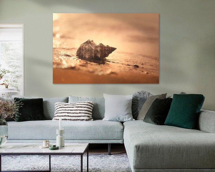 Sfeerimpressie: Geluid van de zee van Tanja Riedel