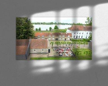 Slot loevenstein te utrecht van Wilbert Van Veldhuizen