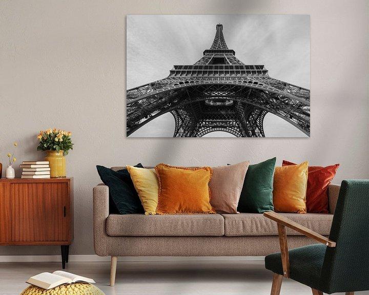 Sfeerimpressie: De Eiffeltoren in Parijs van MS Fotografie   Marc van der Stelt
