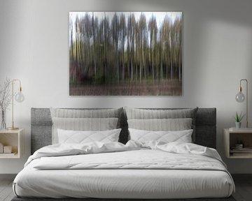Bosque abstracto