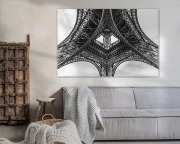 De Eiffeltoren in Parijs van MS Fotografie   Marc van der Stelt